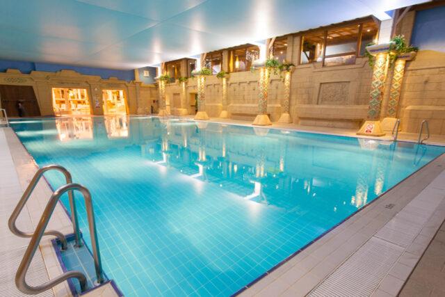 Aztec Leisure 25m Indoor Swimming Pool, Torquay