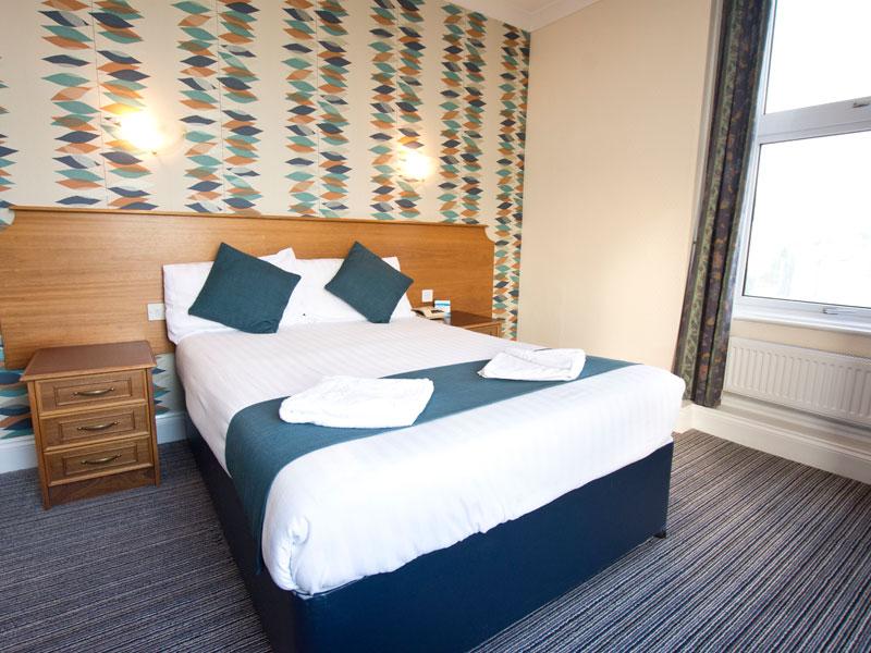 TLH Victoria Hotel, Torquay, Double Bedroom