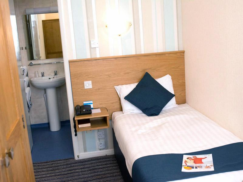 TLH Victoria Hotel, Torquay, Single Bedroom