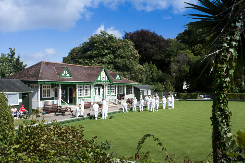 Torbay Bowling Country Club Oldway
