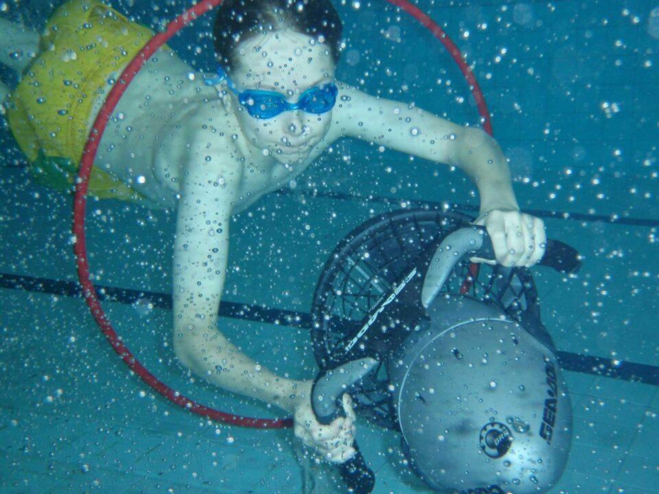 Aqua Jets Kids Parties, TLH Leisure Resort, Torquay