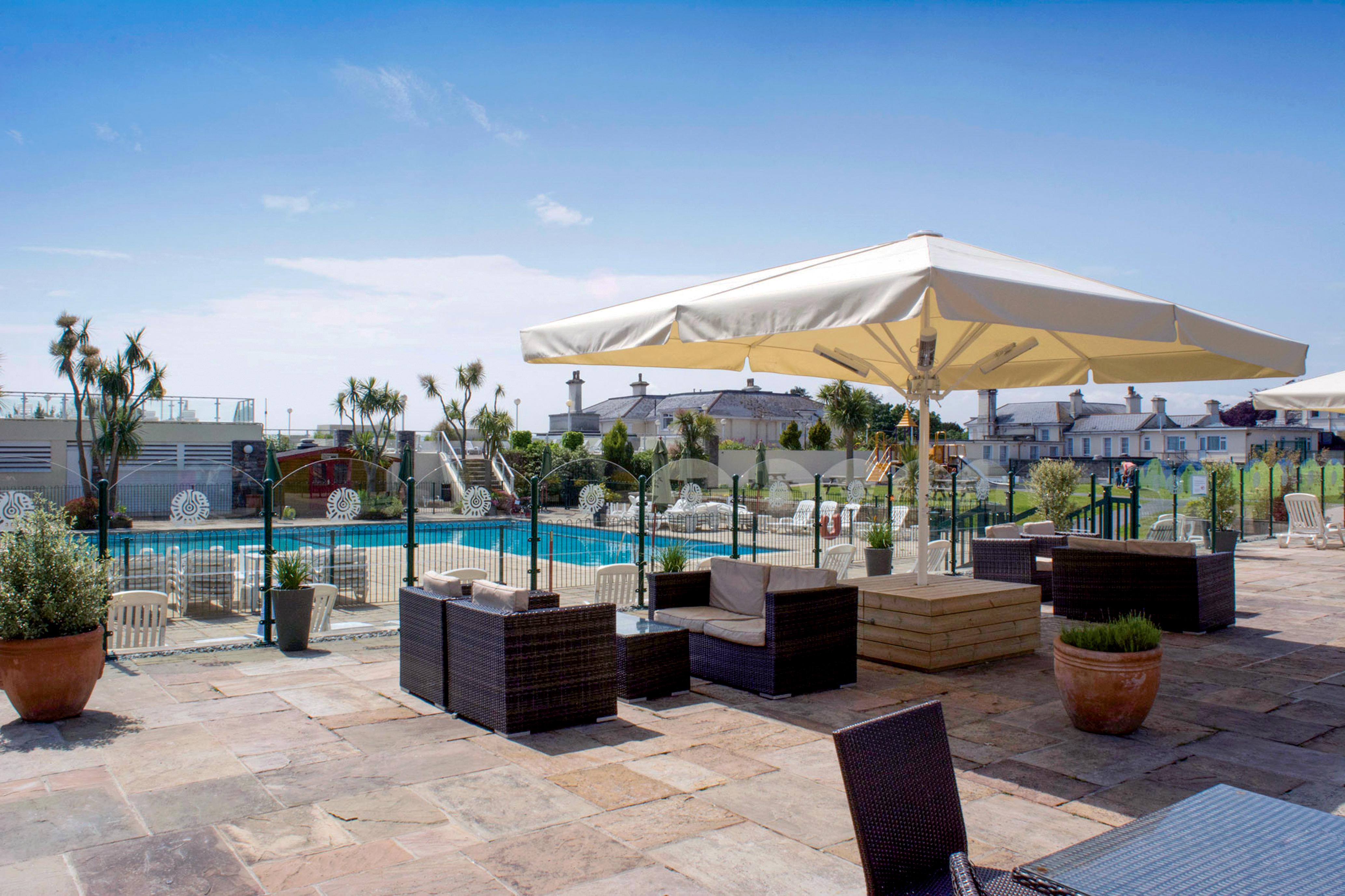 Aztec Bistro Terrace TLH Leisure Resort, Torquay