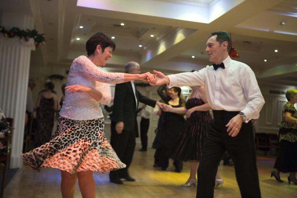 Ballroom & Latin, TLH Leisure Resort, Torquay