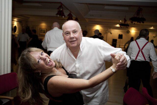 Social Dancing, TLH Leisure Resort, Torquay