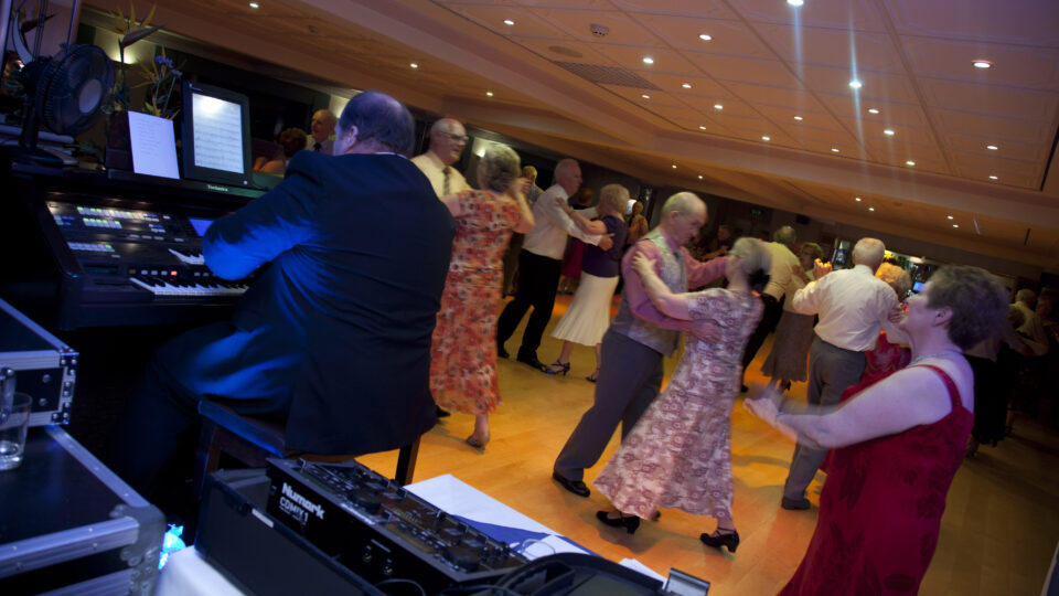 Sequence Dance Break, TLH Leisure Resort, Torquay