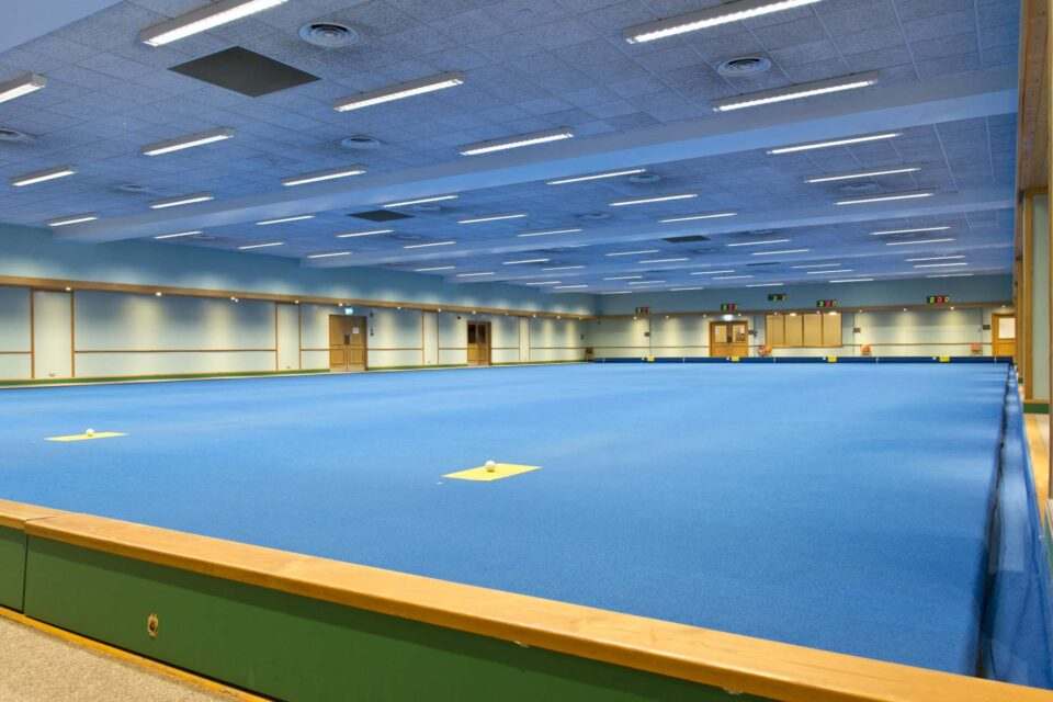 Indoor Bowling Arena TLH Leisure Resort