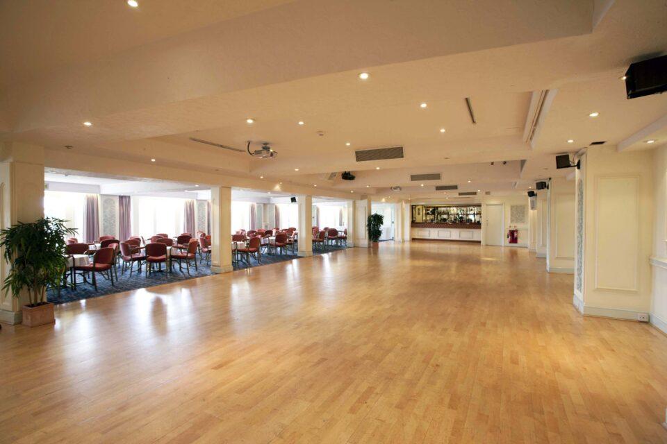 TLH Toorak Hotel, Chatsworth Lounge Ballroom