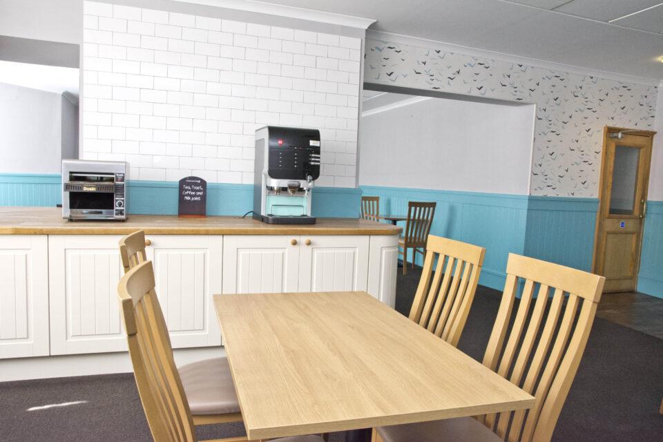 TLH Derwent Hotel Restaurant in Torquay