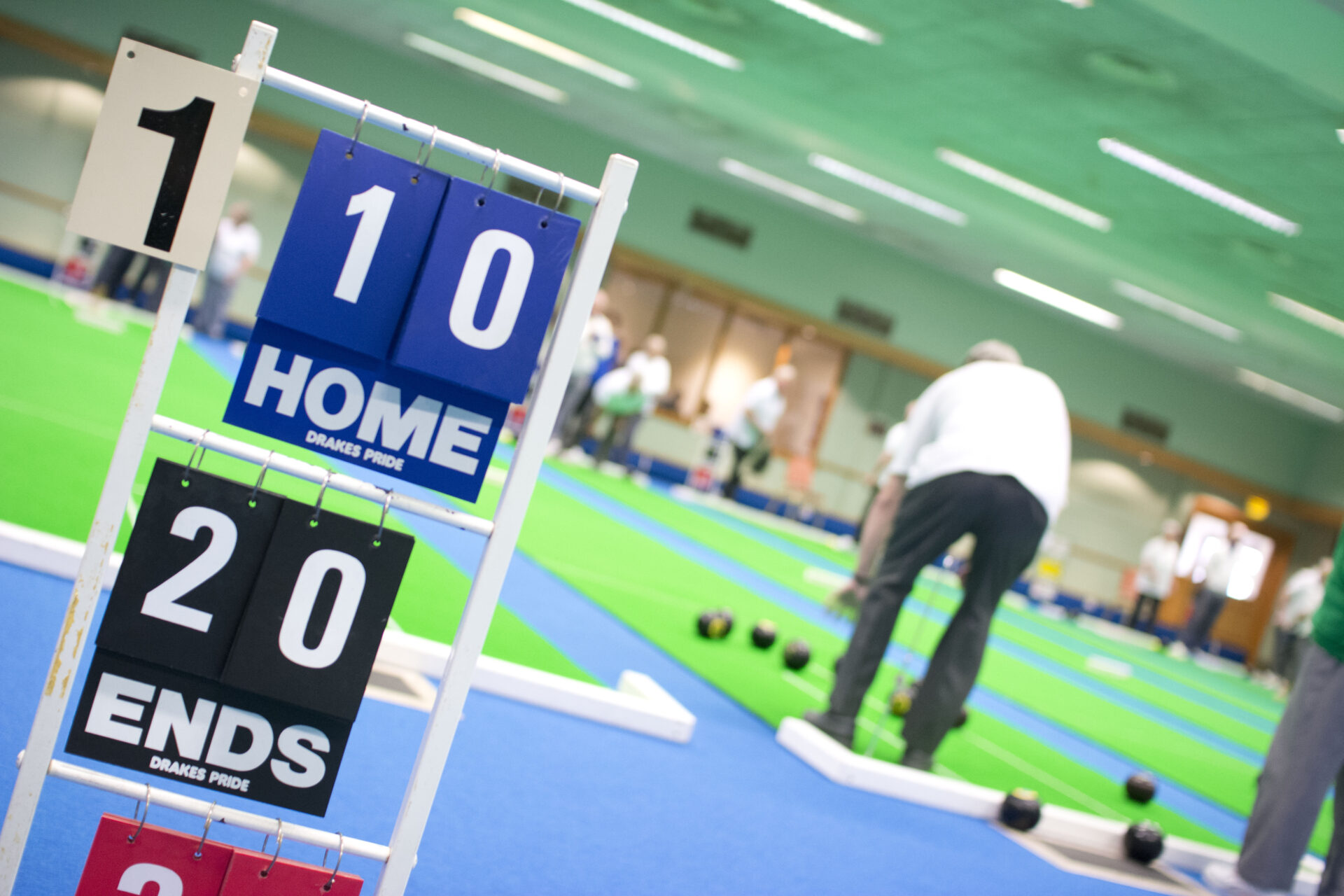 Short mat bowling Torquay