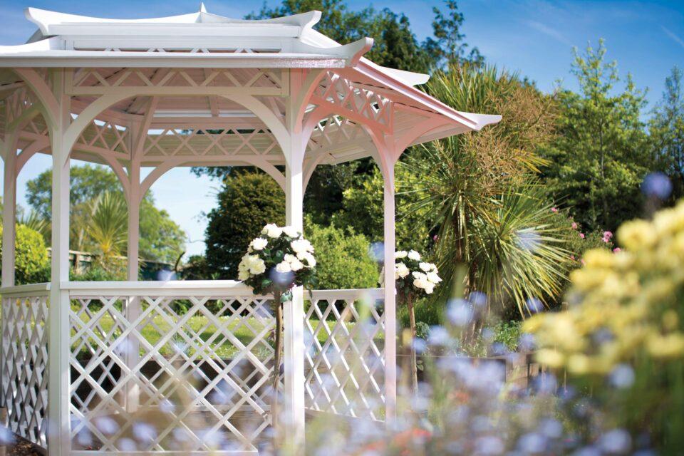Outdoor Wedding Pergola Torquay
