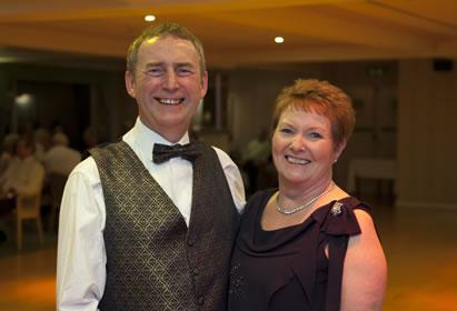 Dance Hosts, Eric & Lynda Dodd, TLH Leisure Resort, Torquay