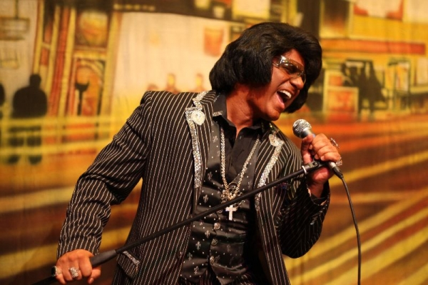James Brown, Soul and Motown, TLH Leisure Resort, Torquay