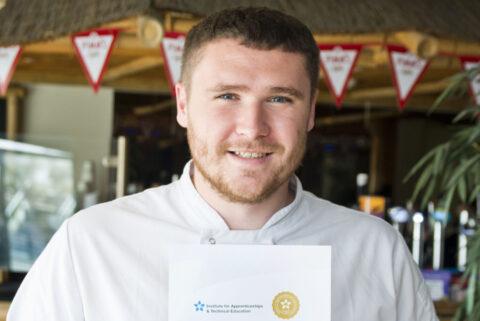 Aaron Finch Aztec Bistro Head Chef
