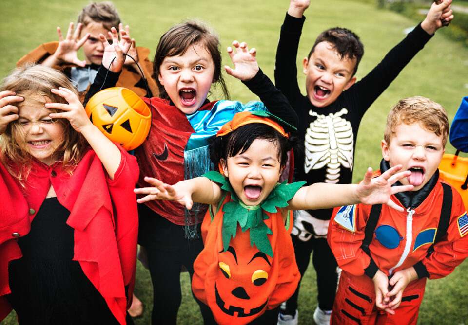 Halloween at TLH