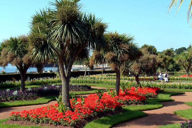 gardens in Torquay