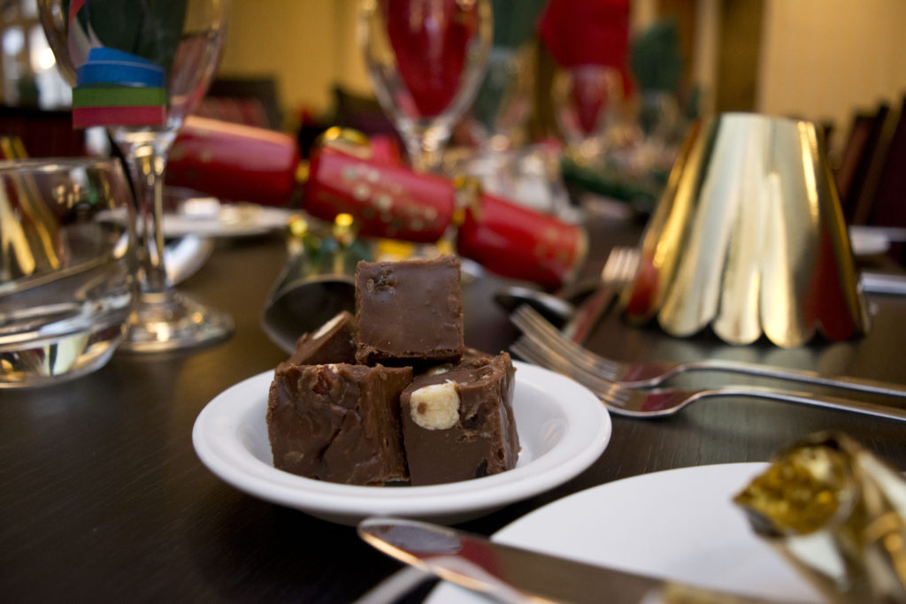 TLH Hotels Christmas Fudge