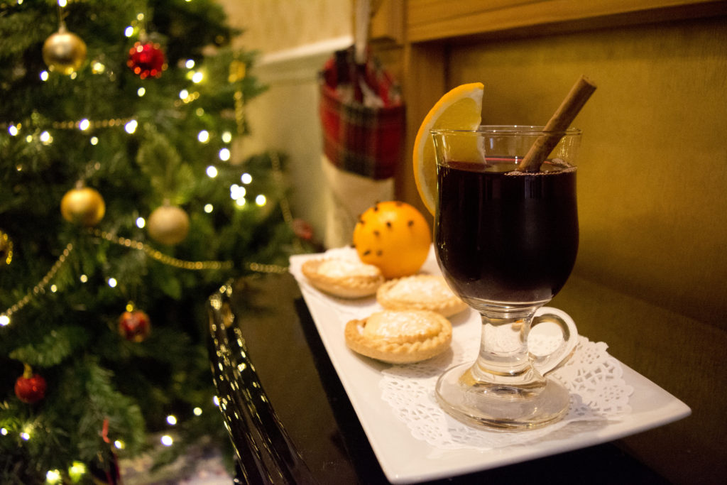 Mulled Wine at TLH