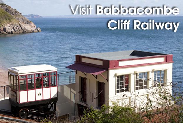 Babbacombe Cliff Railway, Torquay