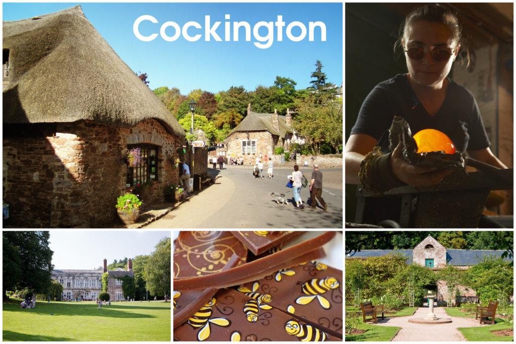 cockington village