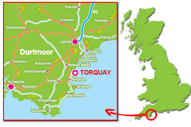 Where is Torquay?