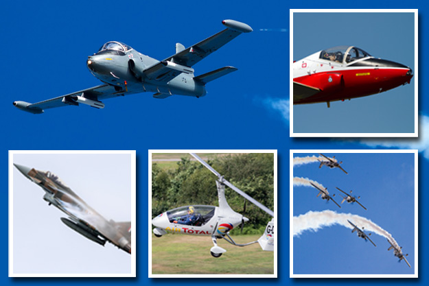 Torbay Airshow Line-up