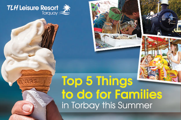 5 family things to do in torquay
