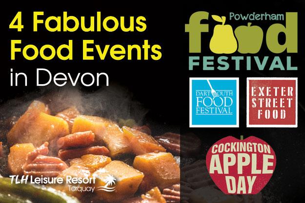 Food Festivals in Torquay