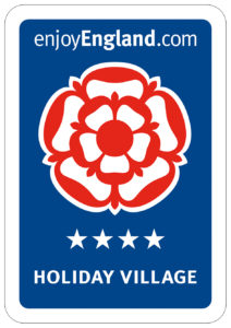 Visit England 4 star Holiday Village