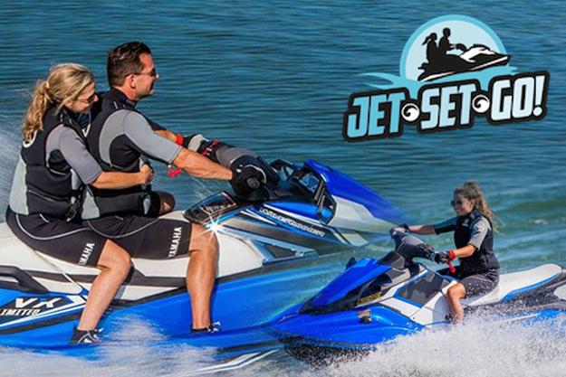 jet ski jet set go Torquay