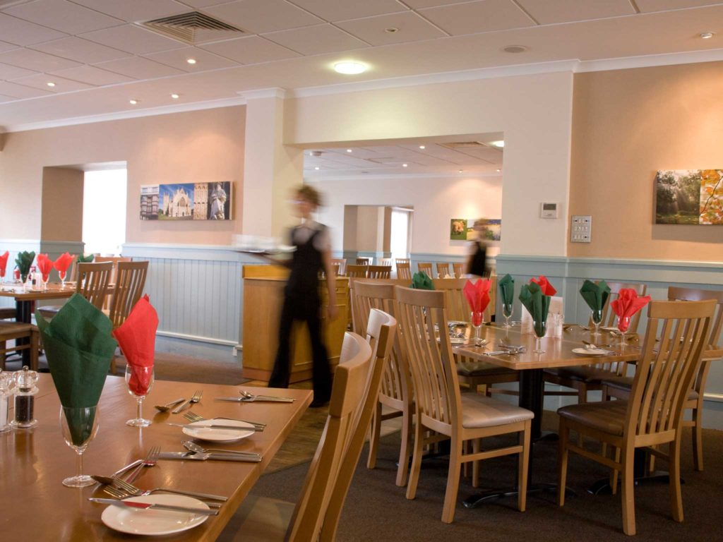 TLH Derwent Hotel restaurant