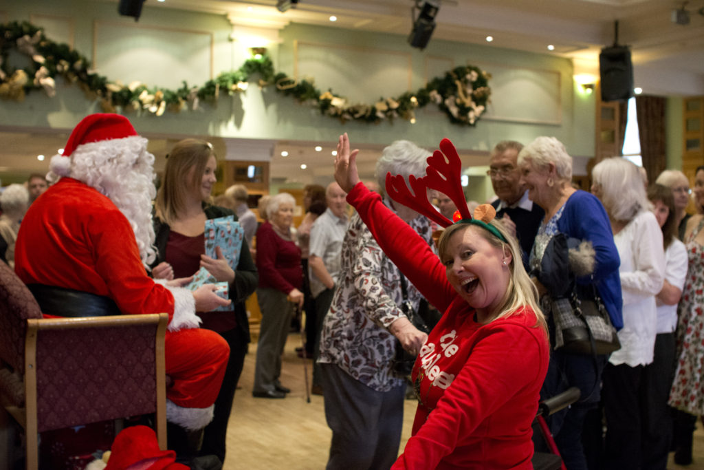 Chritmas, Twixmas and New Year festive fun