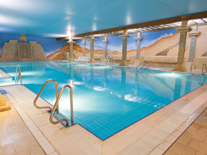 Aztec spa spa days in devon tlh leisure resort - Hotel in torquay with indoor swimming pool ...